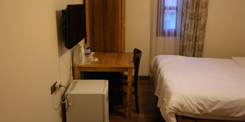 Çift Odalarımız
